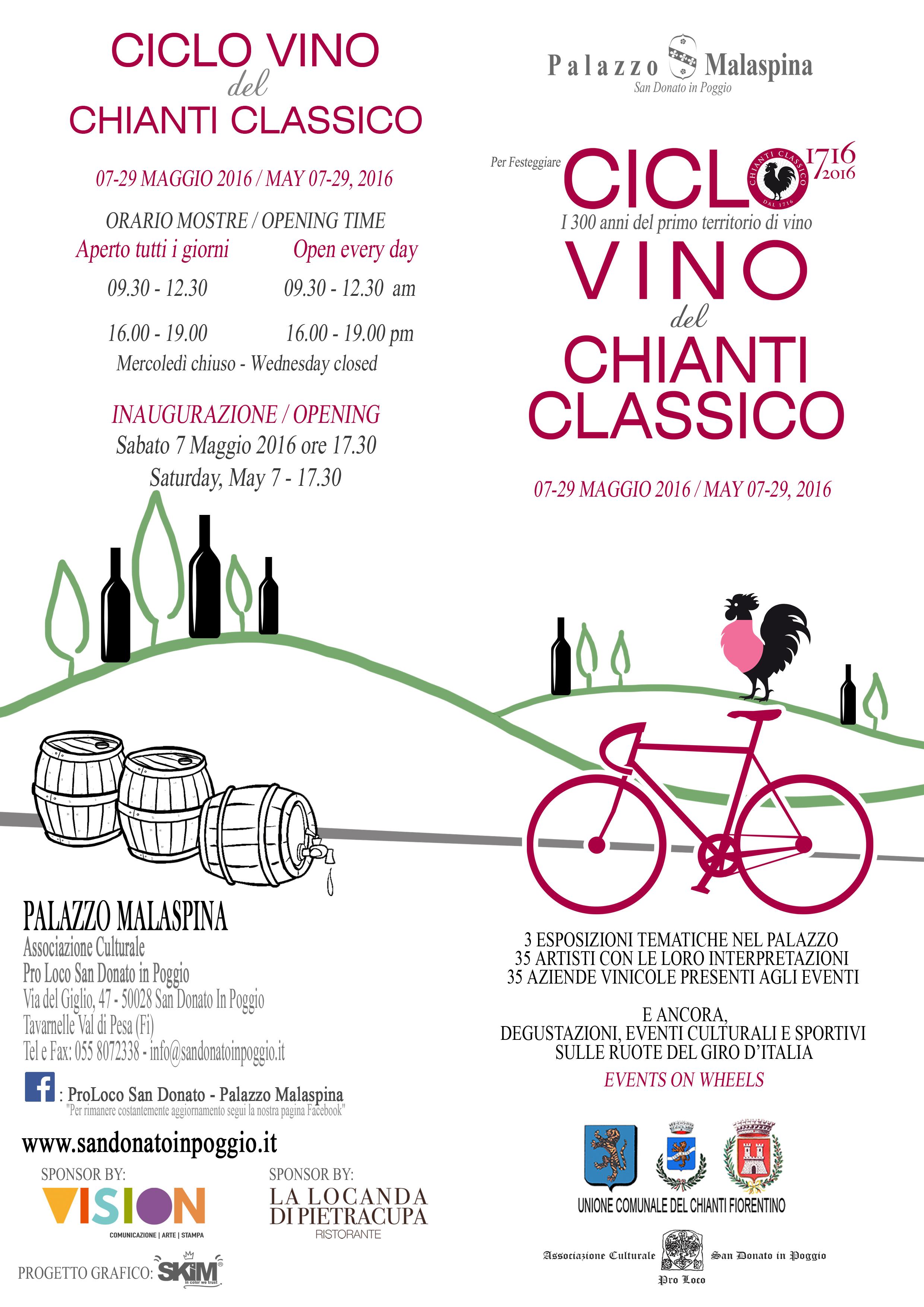 Ciclo vino del Chianti Classico